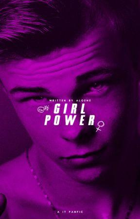 GIRL POWER by Aloene
