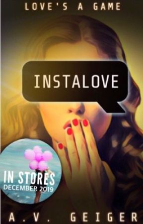 INSTALOVE (A Mystery Thriller) by adam_and_jane