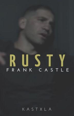 RUSTY | frank castle by Kastxla