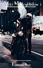 Aleja motocyklistów  by Tasiaaniolkowa
