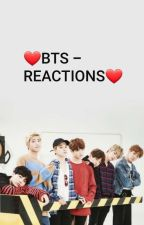 ❤️ BTS-REACTIONS ❤️ by Einhorn-girll