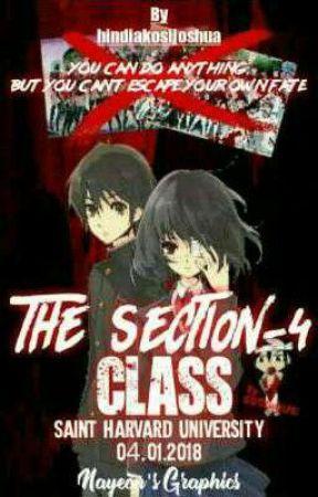 The Section-4 Class by hindiakosijoshua