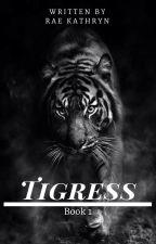 Tigress by RaeKathryn