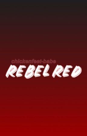 REBEL RED // Liam Gallagher by mercvriez