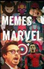 Memes Marvel ;)  by IronGirl261