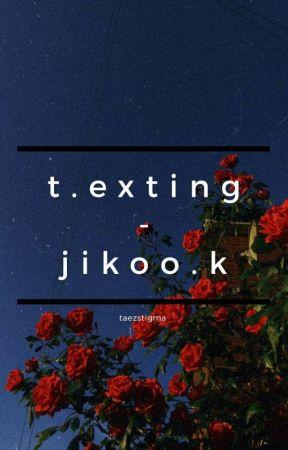 t.exting jikoo.k by taezstigma