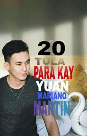 20 TULA PARA KAY YUAN MARIANO MARTIN by Rosellingg