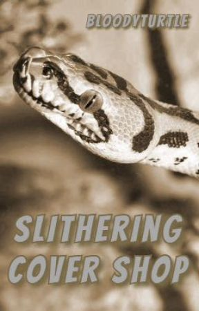 Slithering Cover Shop by BloodyTurtle