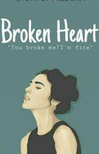 BROKEN HEART by FRedoka