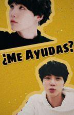 ¿Me Ayudas? [Yoonjin/Sujin] by _CrystalSnoww