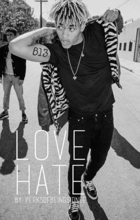 Love Hate by perksofbeingsidnee