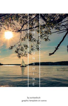 my plump sunshine ⏤ [ b/b fluff ] by switzerbruh