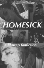 HOMESICK - a lil peep fanfiction by lynniscool