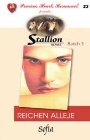 Stallion Series 23: Reichen Alleje Completed (Published by PHR) by sofia_jade6
