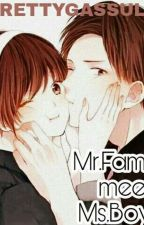 Mr.FAMOUS meet's Ms.BOYISH by PRETTYGASSUL