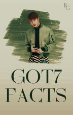 GOT7 FACTS | Book 2 Of The Facts by LTHSLSForLife