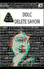 FanFiction Doki Doki Litterature Club = Delete Sayori by AltagirDoki