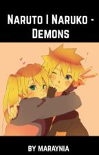 Naruto i Naruko - Demons by Mara_Marynia