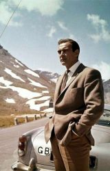 James Bond RP by -JamesBond