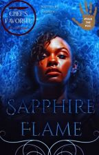 Sapphire Flame by YazzWrites