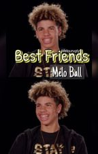 Best Friends • LaMelo Ball by melourugly