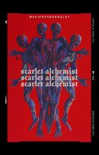 Scarlet Alchemist || Marvel by Mavipofudukbulut