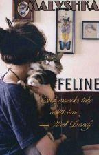 Feline (Mr.Control Freak) by Mylilttle1