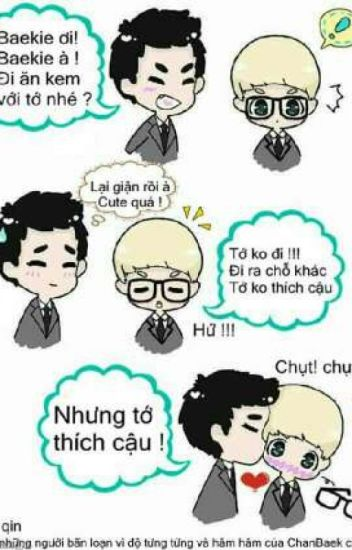 Đọc Truyện Em Sẽ Là Của Anh ( ChanBaek, HunHan,KaiSoo) - DocTruyenHot.Com