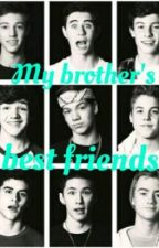 My brother's best friends (Magcon) by SpreadUrWings14