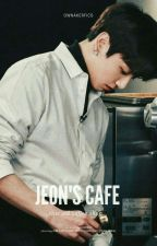 [Дууссан] Jeon's Cafe || mgl by Ownakerfics