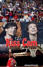 The Kiss Cam Boy | l.s [hiatus] by alwayshouist