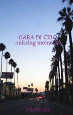 GARA DI CIBO. -missing moments- by _fly__