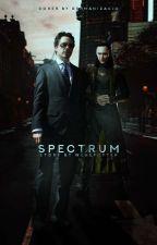 SPECTRUM. Stark + Laufeyson by WEASFOYTER