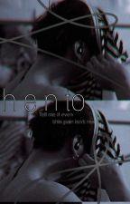 hento;bts°fin by cchnkr