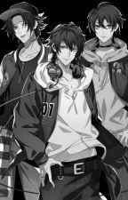 Hypnosis Microphone: Red Division Unfolded Story by sugarchan