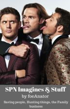 SPN Imagines and Stuff by foeAnator
