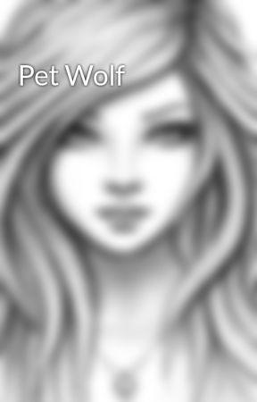 Pet Wolf by _Sasha_Dex_