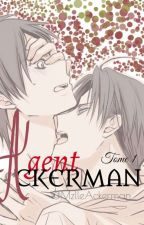 Agent Ackerman - ERERI by MzlleAckerman