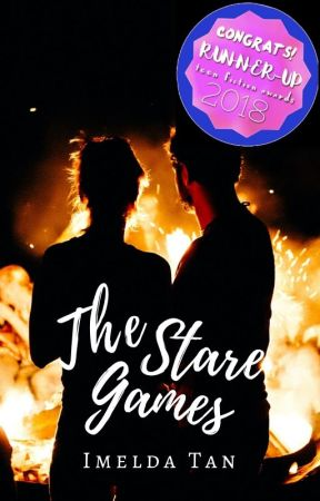 The Stare Games (editing) by imeldawrites