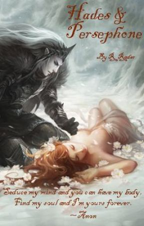 Hades & Persephone by _BachLynn23