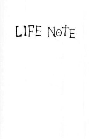 Life Note by toffeeghost