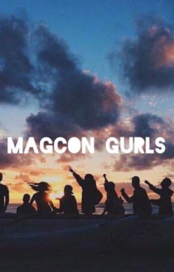 Magcon gurls (francais)