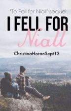 I fell for Niall by KingChristina