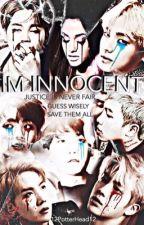 I'm innocent - BTS and  Ariana Grande horror au  by 12PotterHead12