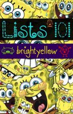 Lists 101 by brightyellow