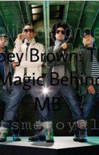 Zoey Brown: The Magic Behind MB by LilBlackAngel