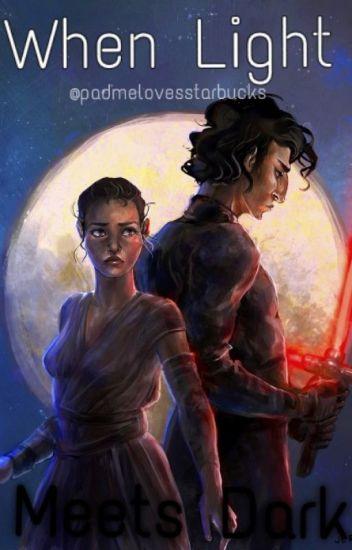 When Light Meets Dark - A Reylo Romance