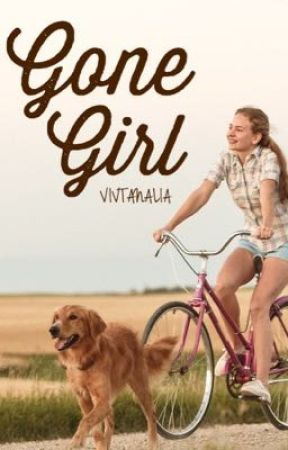 Gone Girl by vivtanalia