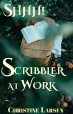Shhh! Scribbler at Work by cdcraftee