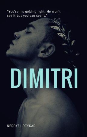 Dimitri by nerdyflirtykari